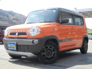 スズキ ハスラー FリミテッドII 4WD 軽減ブレーキ ナビTV Bカメラ