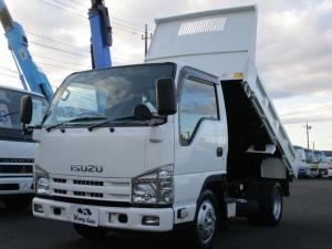 いすゞ エルフトラック ダンプ 最大積載2000kg  NOx・PM適合車