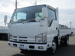 いすゞ エルフトラック 平ボディ積載1500kg  ワンオーナー 総重量3725kg