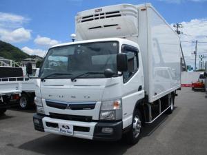 三菱ふそう キャンター 冷蔵冷凍車 日本ハイルーフ -30℃設定 積載4000kg