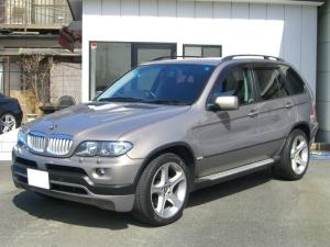 BMW X5 3.0i 20インチアルミホイール
