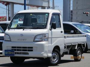ダイハツ ハイゼットトラック 農用スペシャル パワステ 4WD 5MT タイヤ4本新品交換