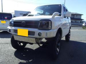 マツダ AZオフロード XC 4WD・キーレス・ターボ・5速MT車