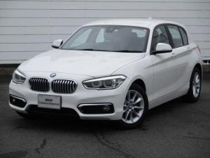 BMW 1シリーズ 118d スタイル 禁煙車 コンフォートアクセス バックカメラ