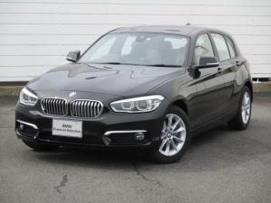 BMW 1シリーズ 118d スタイル 禁煙車 ワンオーナー クルーズコントロール 純正16インチアロイホイール 純正HDDナビ ETC Musicコレクション LEDヘッドライト