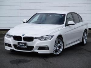 BMW 3シリーズ 320d Mスポーツ 禁煙車 ワンオーナー Bluetooth 純正HDDナビ バックカメラ パワーシート パドルシフト Musicコレクション コンフォートアクセスLEDヘッドライト 純正18インチアロイホイール