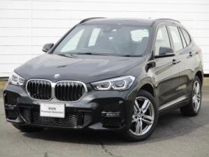 BMW X1 sDrive 18i Mスポーツ ワンオーナー 禁煙車 純正ナビ バックカメラ PDC パワーシート Bluetooth オートリアゲート LEDヘッドライト 純正18インチAW アンビエントライト