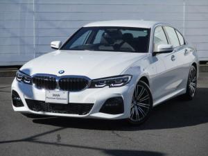 BMW 3シリーズ 320i Mスポーツ ワンオーナー 禁煙車 純正ナビ バックカメラ アクティブクルーズコントロール ヘッドアップディスプレイ オートトランク コンフォートアクセス 純正18インチAW デモカー