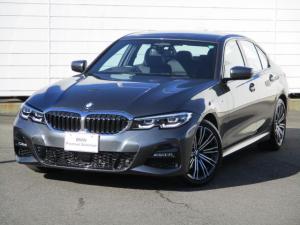 BMW 3シリーズ 320i Mスポーツ 元試乗車 禁煙車 純正ナビ バックカメラ シートヒーター ヘッドアップディスプレイ アクティブクルーズコントロール オートトランク コンフォートアクセス 純正18インチアロイホイール