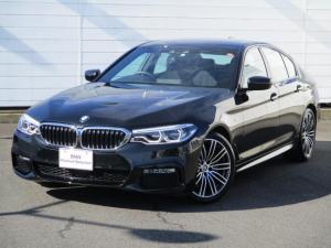 BMW 5シリーズ 523i Mスポーツ 純正ナビ 禁煙車 アクティブクルーズコントロール オートトランク アンビエントライト LEDヘッドライト 純正19インチAW