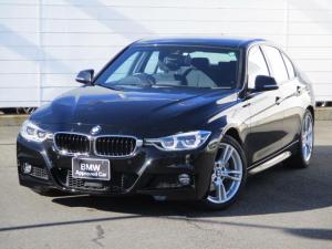 BMW 3シリーズ 340i Mスポーツ ワンオーナー 禁煙車 純正ナビ ETC バックカメラ PDC LEDヘッドライト アクティブクルーズコントロール インテリジェントセーフティ コンフォートアクセス 6気筒エンジン