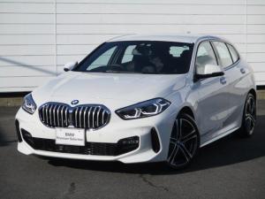 BMW 1シリーズ 118d Mスポーツ エディションジョイ+ 禁煙車 純正ナビ バックカメラ PDC バックカメラ パワーシート LEDヘッドライト コンフォートアクセス ETC 純正18インチAW