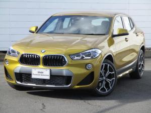 BMW X2 xDrive 18d MスポーツX 禁煙車 バックカメラ PDC シートヒーター アクティブクルーズコントロール ヘッドアップディスプレイ オートトランク LEDヘッドライト コンフォートアクセス 純正19インチアロイホイール