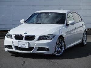 BMW 3シリーズ 320i Mスポーツパッケージ 禁煙車 純正ナビ Musicコレクション ETC コンフォートアクセス 純正18インチAW 後期最終モデル