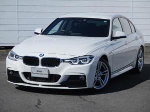 BMW 3シリーズ 330e Mスポーツアイパフォーマンス 禁煙車 純正ナビ バックカメラ PDC シートヒーター アクティブクルーズコントロール ウッドパネル コンフォートアクセス 純正18インチAW