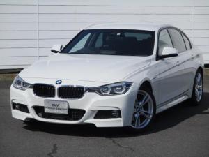 BMW 3シリーズ 330e Mスポーツ ワンオーナー 禁煙車 純正ナビ バックカメラ PDC アクティブクルーズコントロール インテリジェントセーフティ コンフォートアクセス LEDヘッドライト 純正18インチアロイホイール