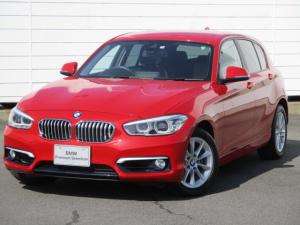 BMW 1シリーズ 118d スタイル ワンオーナー 禁煙車 純正ナビ クルーズコントロール ETC インテリジェントセーフティ Bluetooth 純正16インチアロイホイール