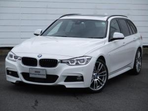 BMW 3シリーズ 320iツーリング Mスポーツ 禁煙車 純正ナビ バックカメラ PDC シートヒーター 電動パノラマサンルーフ インテリジェントセーフティ アクティブクルーズコントロール コンフォートアクセス 純正19インチアロイホイール ETC