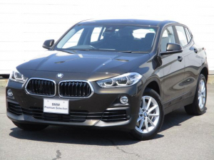 BMW X2 xDrive 20i ワンオーナー 禁煙車 純正ナビ バックカメラ PDC シートヒーター オートリアゲート パワーシート インテリジェントセーフティ コンフォートアクセス 純正17インチアロイホイール ETC