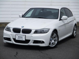 BMW 3シリーズ 325i Mスポーツパッケージ 禁煙車 純正HDDナビ 地デジ Musicコレクション アルミインテリアトリム ETC 純正17インチアロイホイール コンフォートアクセス キセノンヘッドライト