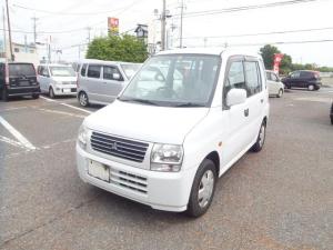 三菱 トッポBJ  車検R3年7月5日まで キーレス CDデッキ ETC