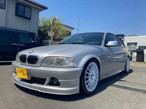 BMW 3シリーズ 318Ci Mスポーツ MT2000cc後期型エンジン 社外ナビテレビ バックカメラOZ18インチAW アーキュレーマフラー 車高調 ショートシフト