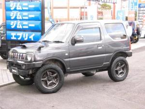 スズキ ジムニー クロスアドベンチャーXC ジャオス40mmキット アピオTS外装 マフラー ワイルドボアAW 買取直販車両