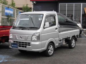 日産 NT100クリッパートラック DX 4WD オートマ 自家用MY畑仕様 買取直販車両