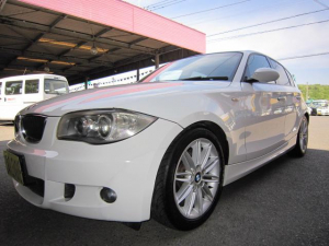 BMW 1シリーズ 120i MスポーツパッケージHID