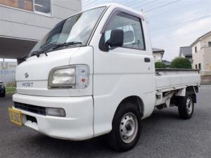 ダイハツ ハイゼットトラック スペシャル三方開 4WD 3AT