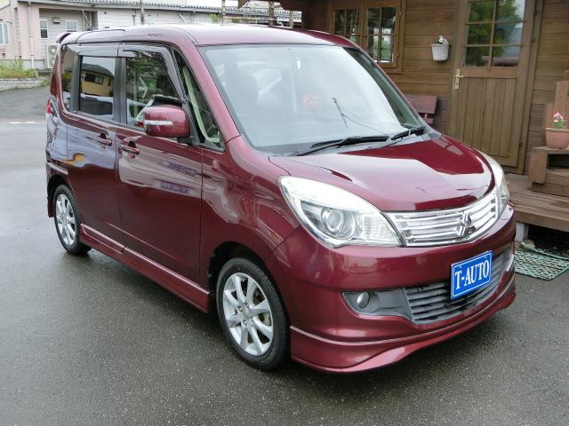 安心の車選びは「テクノオート」にお任せください! 安心バックカメラ HIDライト 両側自動ドア スマートキー付禁煙車です。