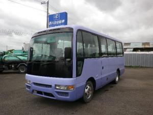 いすゞ ジャーニーバス DX 26人乗り 5速マニュアル スイング式自動ドア モケットシート Rヒーター付き ハイルーフ仕様 全長6.3m
