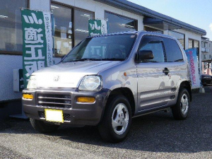 iホンダ Z Zターボ 4WD