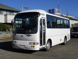 日野 リエッセ 7M 29人乗 5速 バックカメラ 自動ドア 客席ヒーター