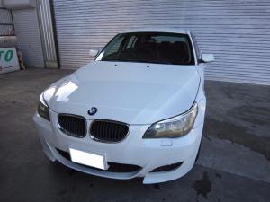BMW 5シリーズ 525iハイラインパッケージ DVDナビ 20インチアルミ