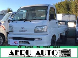 ダイハツ ハイゼットトラック スペシャル 5速マニュアル エアコン