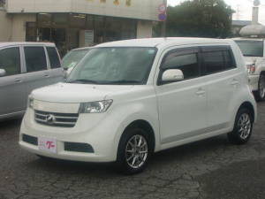 トヨタ bB S ガーネットエディションII SDナビ 地デジTV ETC