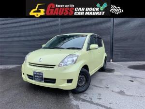トヨタ パッソ X Fパッケージ 買取車 純正CD ABS キーフリー ABS キーレスエントリー Wエアバッグ 純正オーディオ