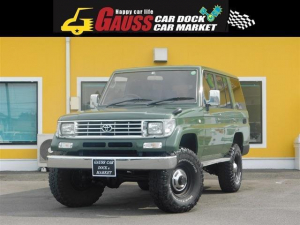 トヨタ ランドクルーザープラド  ディーゼルターボ 4WD フルセグ/Bluetooth/ETC