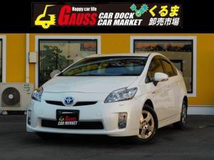 トヨタ プリウス G LEDエディション レザーシート/ナビ/シートヒーター