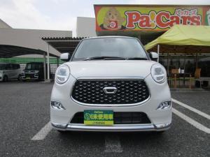 ダイハツ キャスト スタイルG SAIII 届出済未使用車 キーフリー