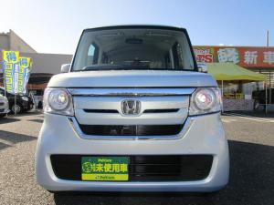 ホンダ N-BOX G 届出済未使用車 キーフリー プッシュスタート LEDヘッドライト オートエアコン プライバシーガラス 横滑り防止 衝突安全ボディ