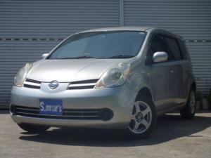 日産 ノート 15M インテリキー プライバシーガラス CVT CD