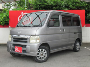 ホンダ バモス M 4WD MT車