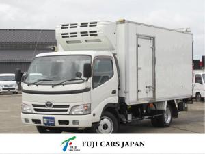 トヨタ ダイナトラック 移動販売車 移動スーパー パワーゲート ワイド 4.0DT