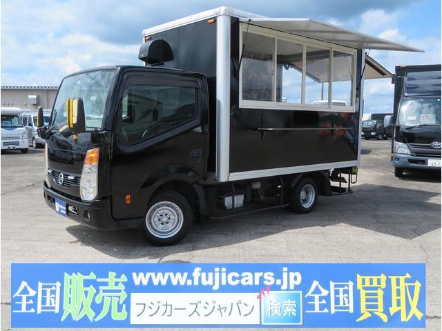 北は北海道、南は沖縄まで登録納車可能です! NoxPm適合ディーゼル車!コールドテーブル!外部電源!8ナンバー加工車