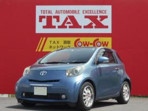 トヨタ iQ 100X 2シーター 社外16インチアルミ CD ETC