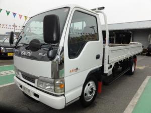 いすゞ エルフトラック 高床 2t