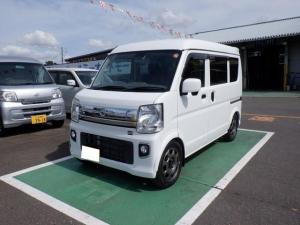 日産 NV100クリッパーバン  4WD GXターボ キャンパー ナビTV