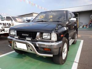 いすゞ ミュー  ディーゼル ターボ 4WD 2人乗り 1ナンバー